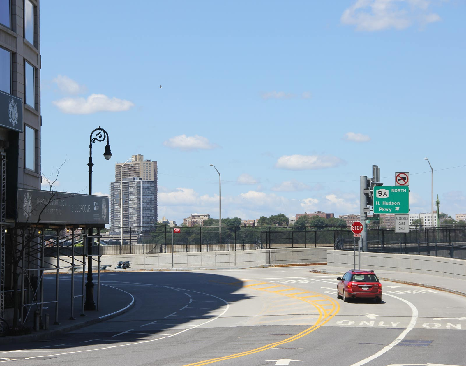 Henry Hudson Parkway and Bridge