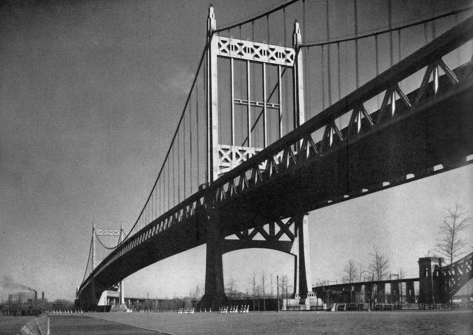 The Triborough Bridge